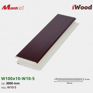 tấm ốp iWood W10-5 hình 2
