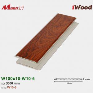 tấm ốp iWood W10-6 hình 2