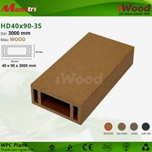 thanh lam iwood HD40-90-3S-Wood hình 1