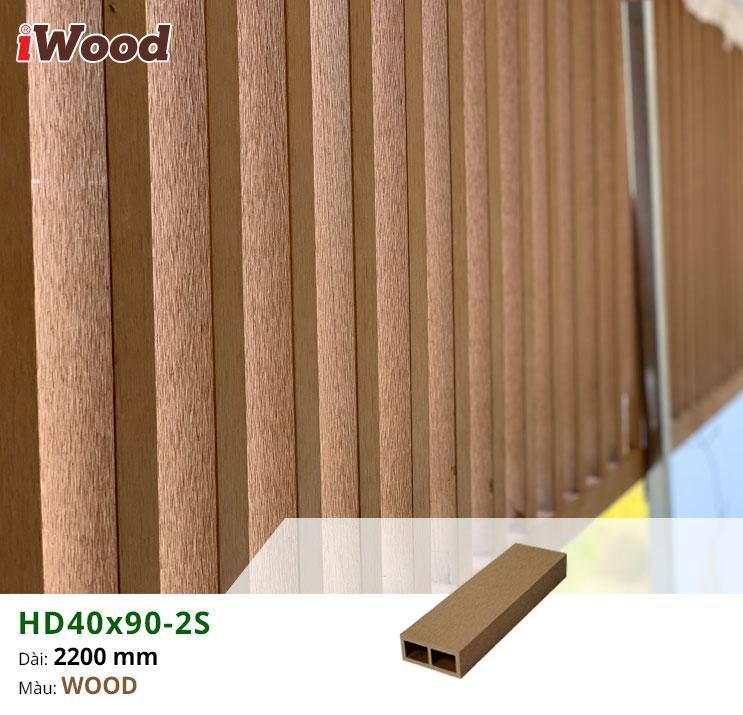 thi công iwood hd40x90-s2-wood 1