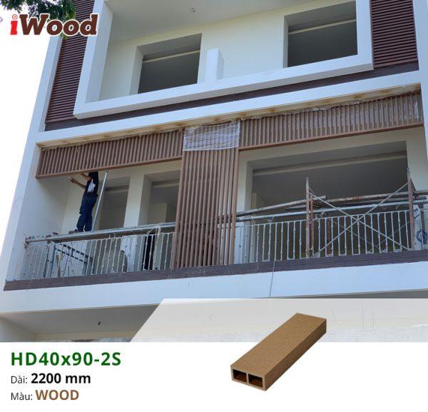 thi công iwood hd40x90-s2-wood 4