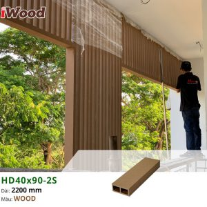 thi công iwood hd40x90-s2-wood 5