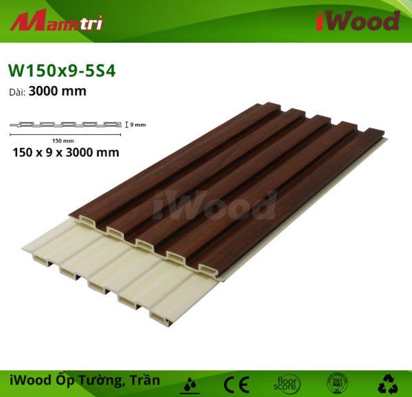 iWood W150x9-5S4 hình 3