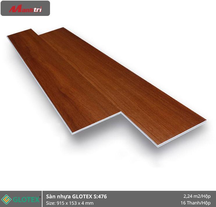 Sàn nhựa Glotex WPC