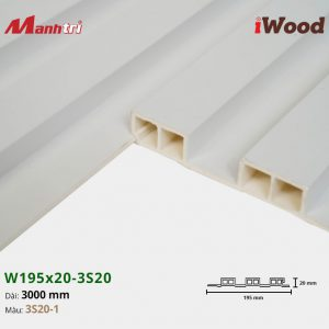tấm ốp iwood w200-20-3s20-1 hình 3