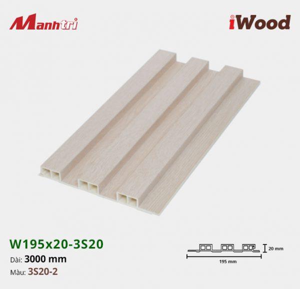 tấm ốp iwood w200-20-3s20-2 hình 1