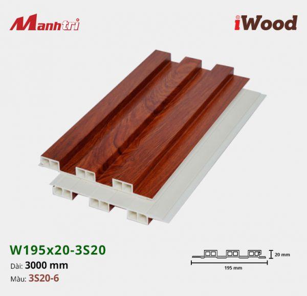 tấm ốp iwood w200-20-3s20-6 hình 2