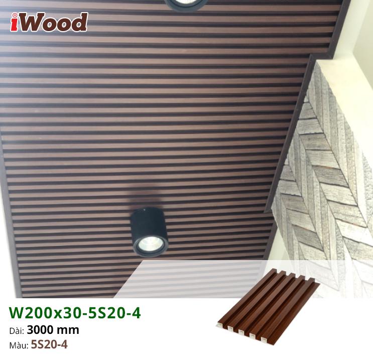 iWood 5S20-4 hình 1