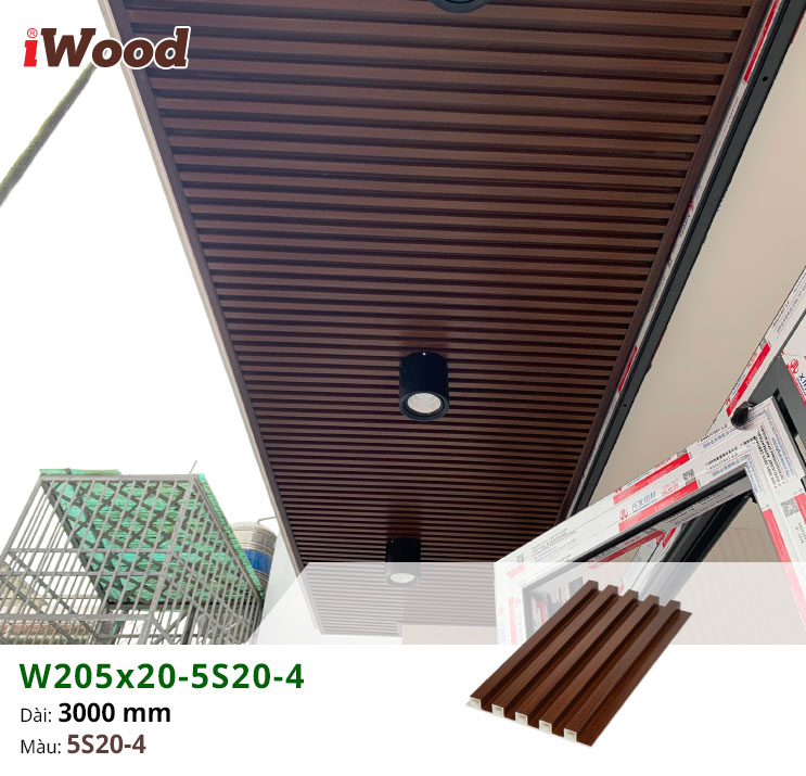 iWood 5S20-4 hình 5