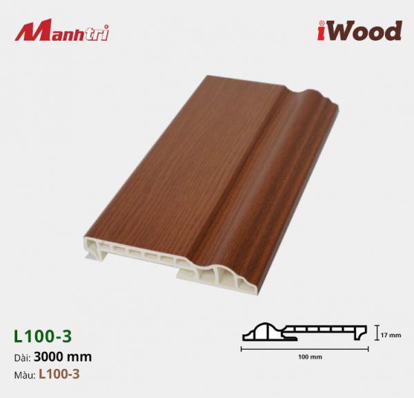 iwood L100-3 hình 1