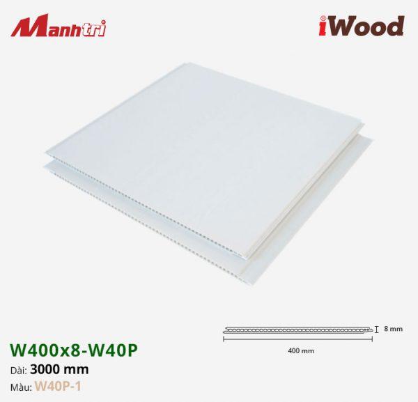 iWood W40P-1 hình 2