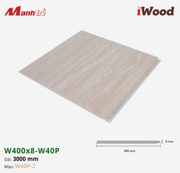 iWood W40P-2 hình 1