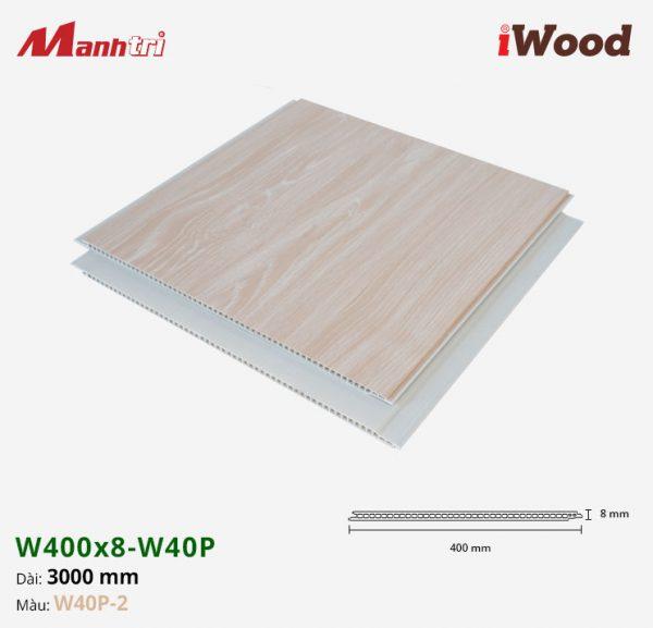 iWood W40P-2 hình 2
