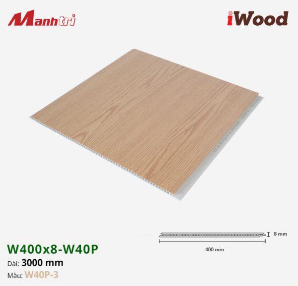 iWood W40P-3 hình 1
