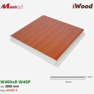 iWood W40P-5 hình 2