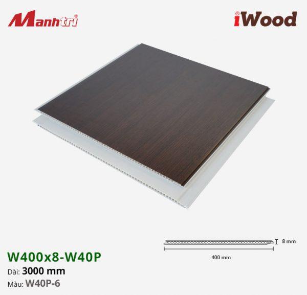 iWood W40P-6 hình 2