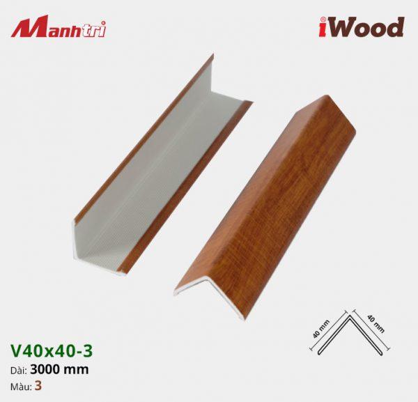 nẹp iWood V40x40-1 hình 3