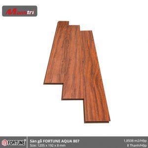 Sàn gỗ Fortune 807 hình 1