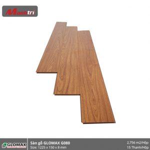 Sàn gỗ Glomax G080 hình 1