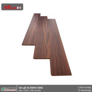 Sàn gỗ Glomax G082 hình 1