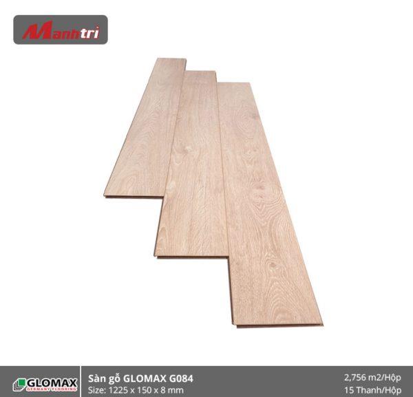 Sàn gỗ Glomax G084 hình 1