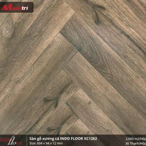 sàn gỗ indo-floor XC1262