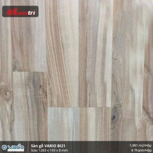 Sàn gỗ Vario BI21 hình 1