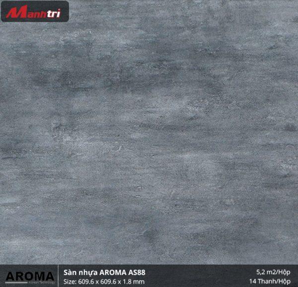 sàn nhựa Aroma AS88