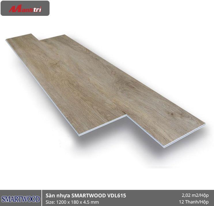 sàn nhựa Smartwood VDL