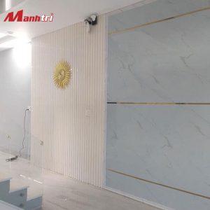tấm ốp tường vân đá PVC 9651 hình 3