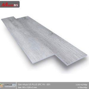 sàn nhựa US plus yv001
