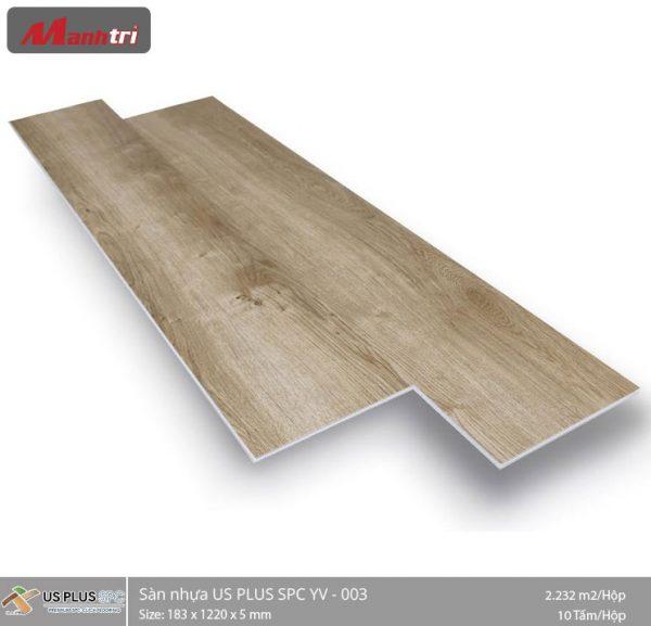 sàn nhựa US Plus yv003
