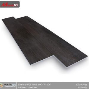 sàn nhựa US plus yv006