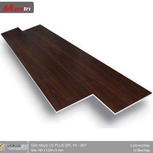 sàn nhựa US Plus yv007