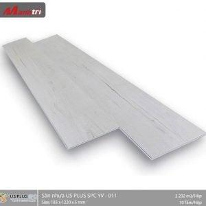 sàn nhựa us plus yv011