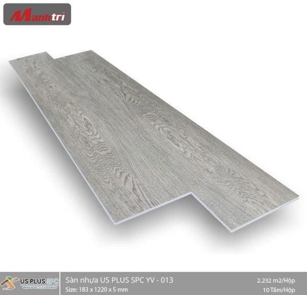 sàn nhựa us plus yv013