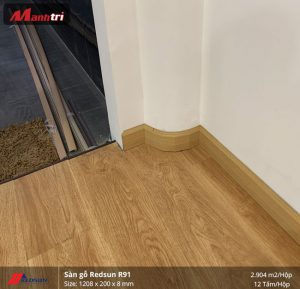 sàn gỗ CN Redsun