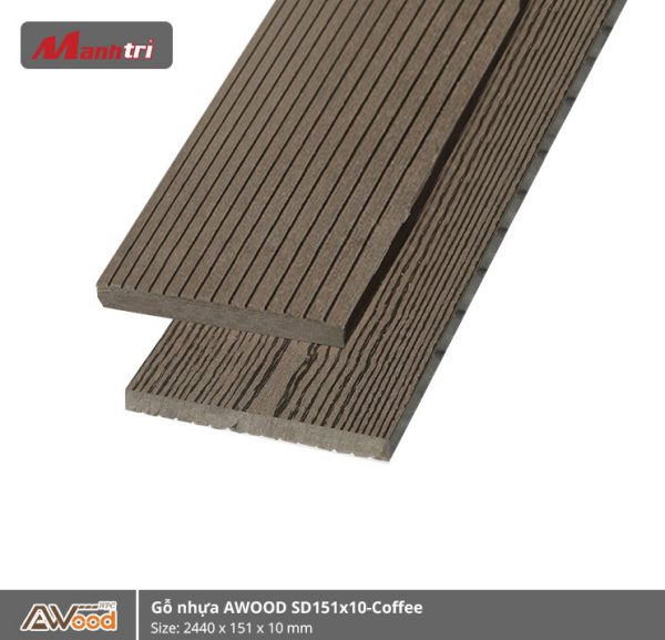 Awood SD151x10 Coffee hình 1
