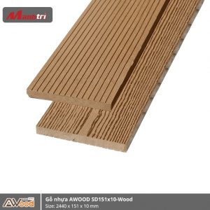 Awood SD151x10-Wood hình 1
