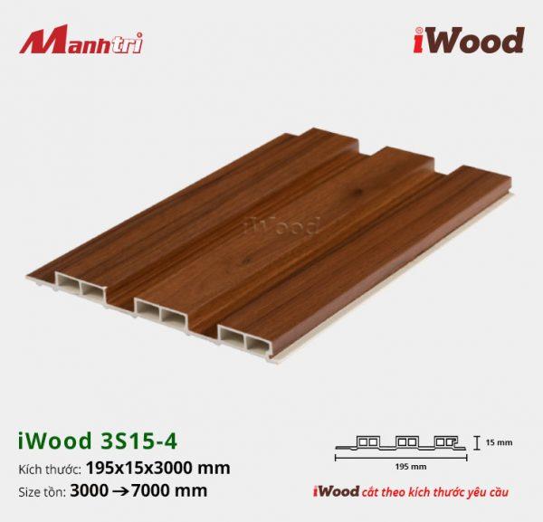 tấm ốp iwood w200-20-3s15-4 hình 1