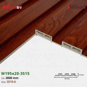 tấm ốp iwood w200-20-3s15-6 hình 3