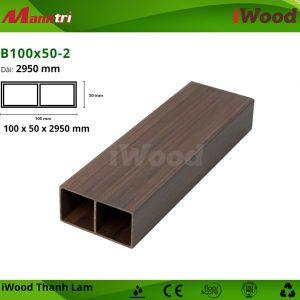 thanh lam iWood B100x50-2 hình 1