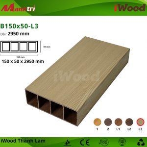iWood B150x50-L3 hình 1
