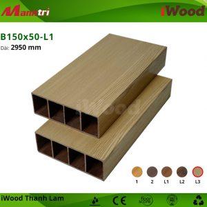 iWood B150x50-L3 hình 2
