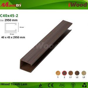 iWood C40x45-2 hình 1