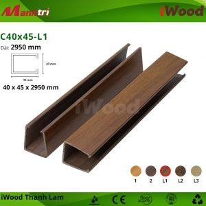 iWood C40x45-L1 hình 2