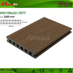 iwood hd139x22-1077-2
