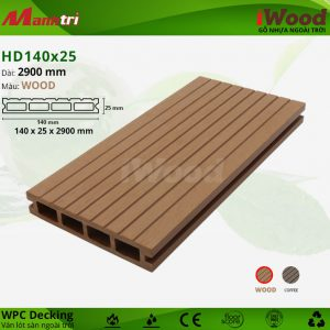 iWood HD140-25-Wood hình 1