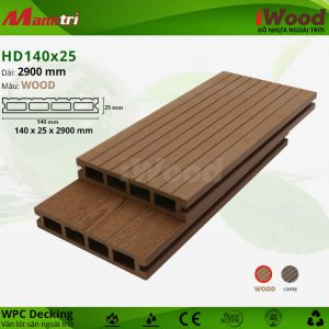 iWood HD140-25-Wood hình 2