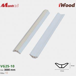 iWood nẹp VG25-10